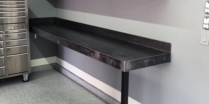 Stainless Steel Countertops and Stands