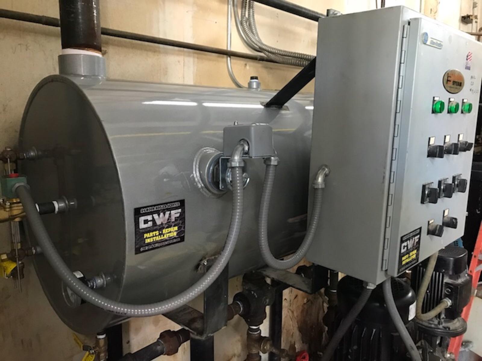 Feedwater Tank