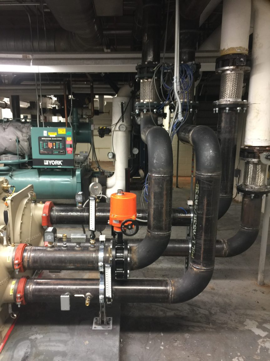 Chiller Installation and Piping